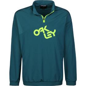 Oakley Iridium Veste Pullover Homme, petrol